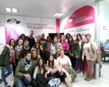 Participantes de la actividad formativa en Guadalajara